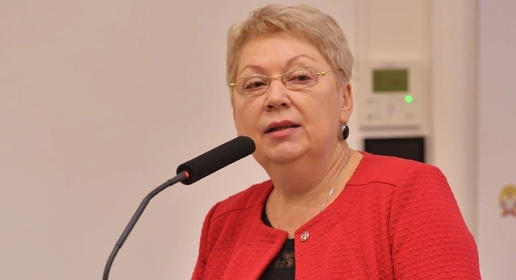 Ольга Васильева прочитала лекцию о Церкви в годы революции