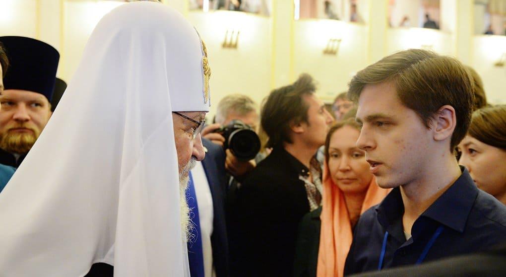 Сила слова больше, чем сила денег и оружия, - патриарх Кирилл