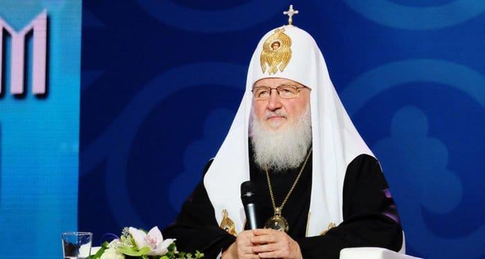 Нравственный консенсус - универсальная основа для существования мира, - патриарх Кирилл