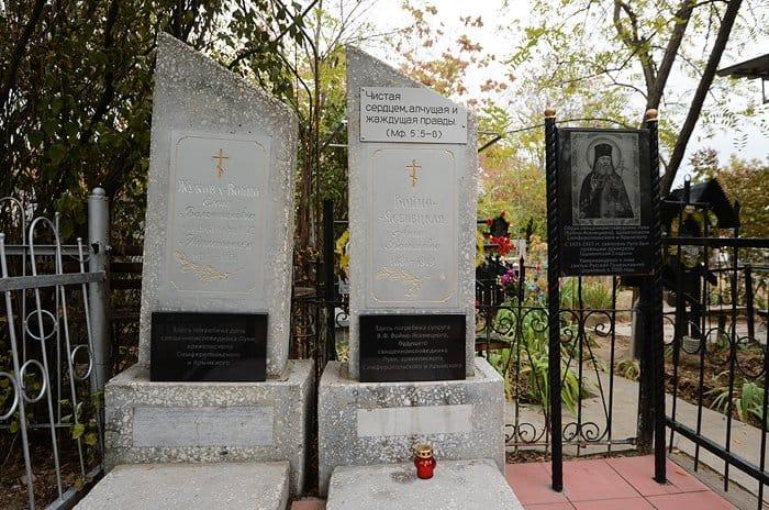 Патриарх Кирилл почтил в Ташкенте память родных святителя Луки Крымского