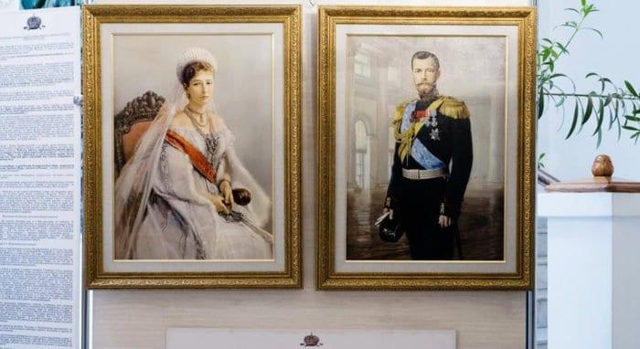 Масштабную выставку о Царской семье открыли в Минске