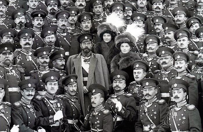 Жители сербского Нови-Сада «встретились» с Николаем II