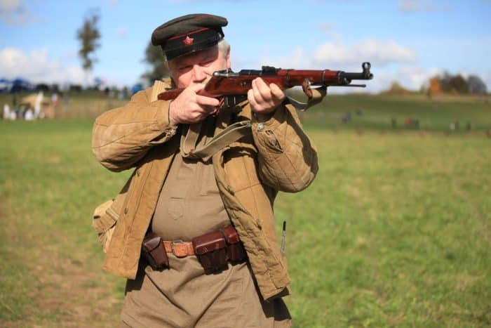 Бородинское поле. Суровая осень 1941 года