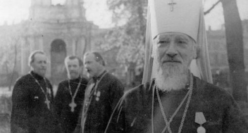 Словом и мечом: подвиг Церкви в годы войны