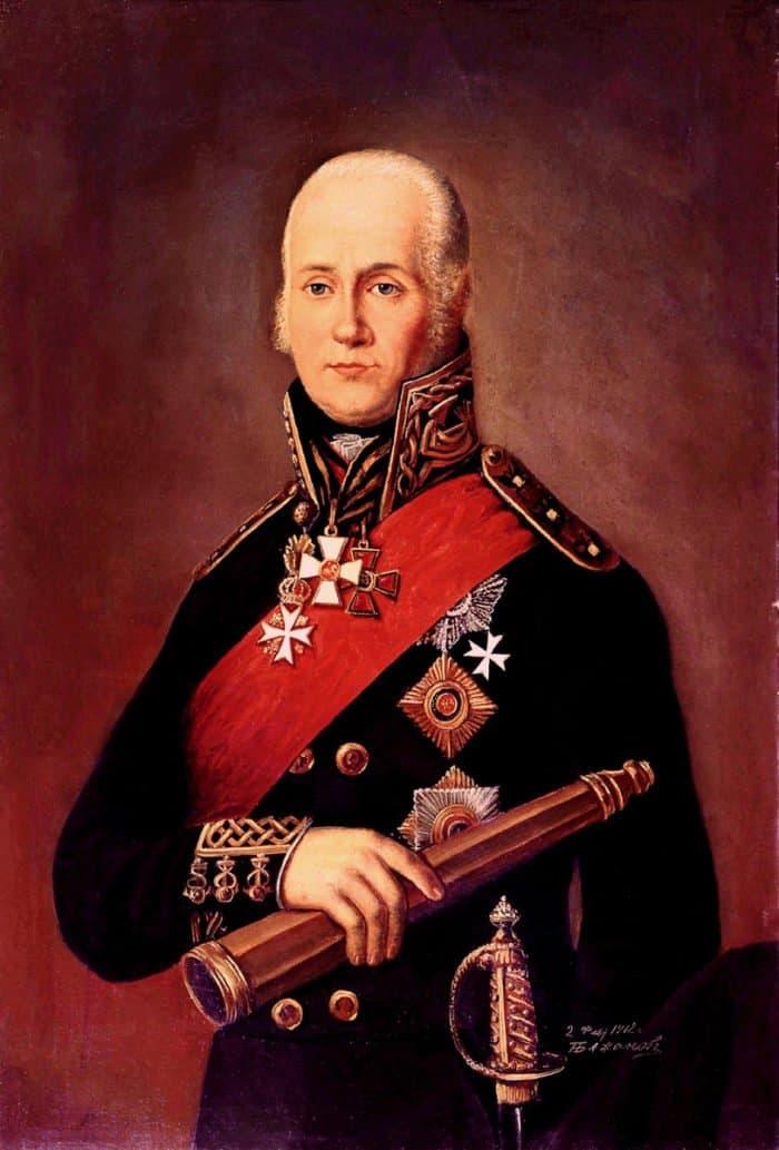 Адмирал Федор Ушаков: отец матросам
