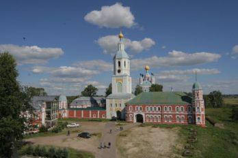 Санаксарский монастырь. Фото: страница монастыря ВКонтакте