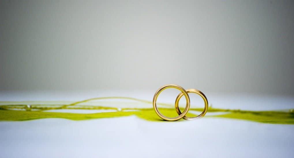 Как выбрать кольца для венчания?