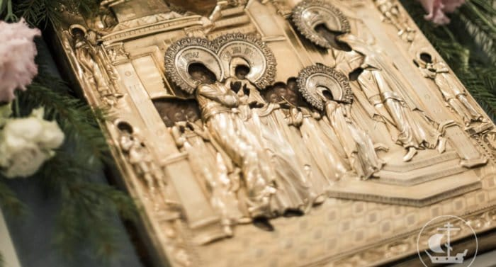 Какого числа Введение Богородицы во храм?