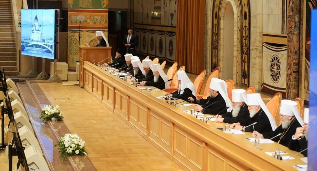 Архиерейский Собор воспринял обращение бывшего митрополита Киевского Филарета как шаг к преодолению раскола