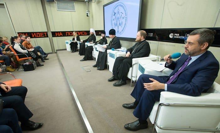 В Москве обсудили предстоящий Архиерейский Собор