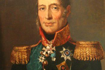 Генерал-фельдмаршал князь Михаил Богданович Барклай-де-Толли