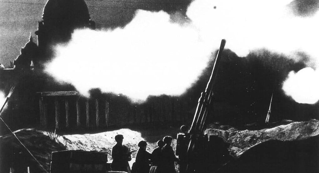 День окончания Ленинградской битвы стал памятной датой