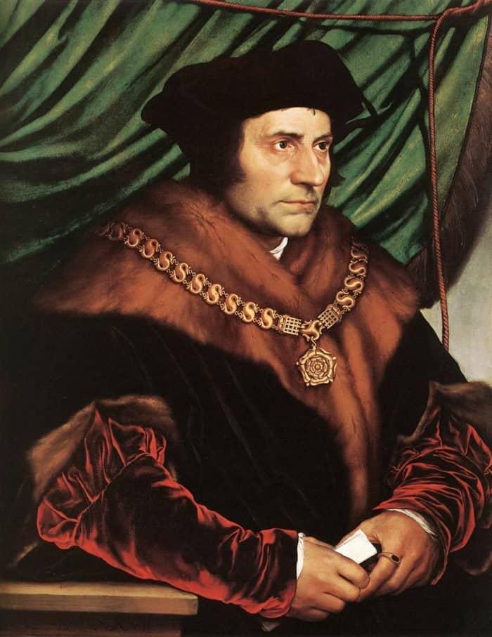 Лорд-канцлер, коммунист, католический святой: Вельможа, который придумал утопию