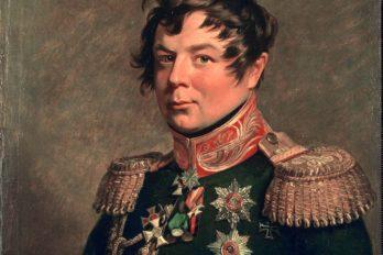 Генерал-фельдмаршал граф Иван Иванович Дибич-Забалканский.