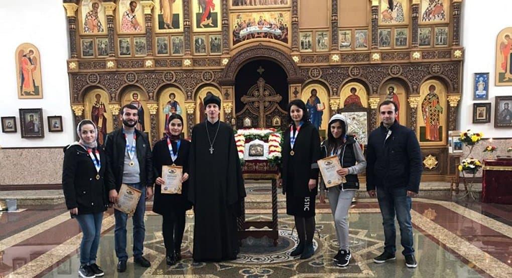В Кавминводах прошел первый православный квест