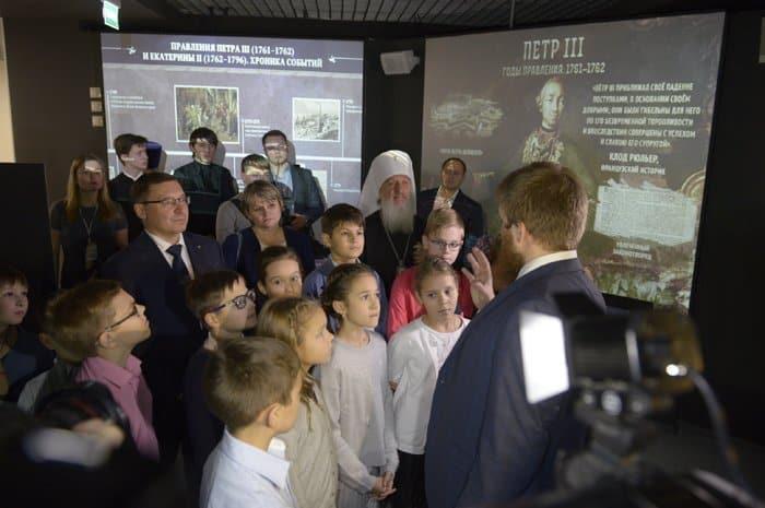 Самый современный парк «Россия – Моя история» создали в Тюмени
