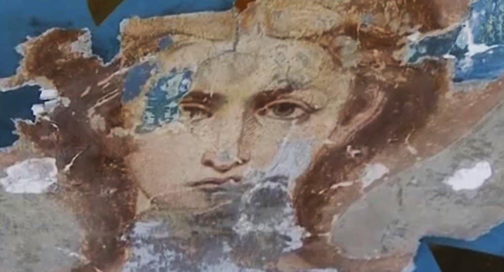 Обнаружена изначальная роспись купола Спасо-Преображенского собора Петербурга