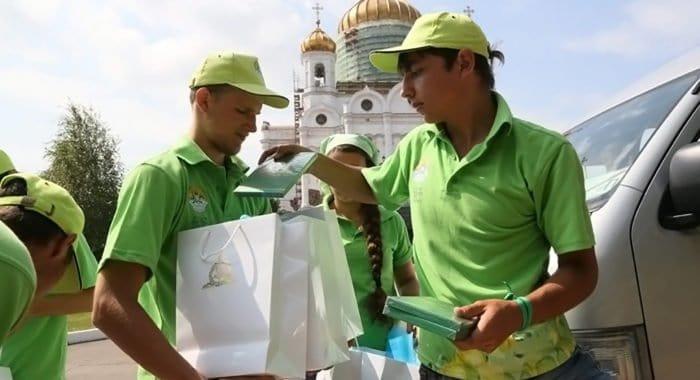 В фонде Василия Великого поддержали решение объявить 2018-ый Годом добровольца