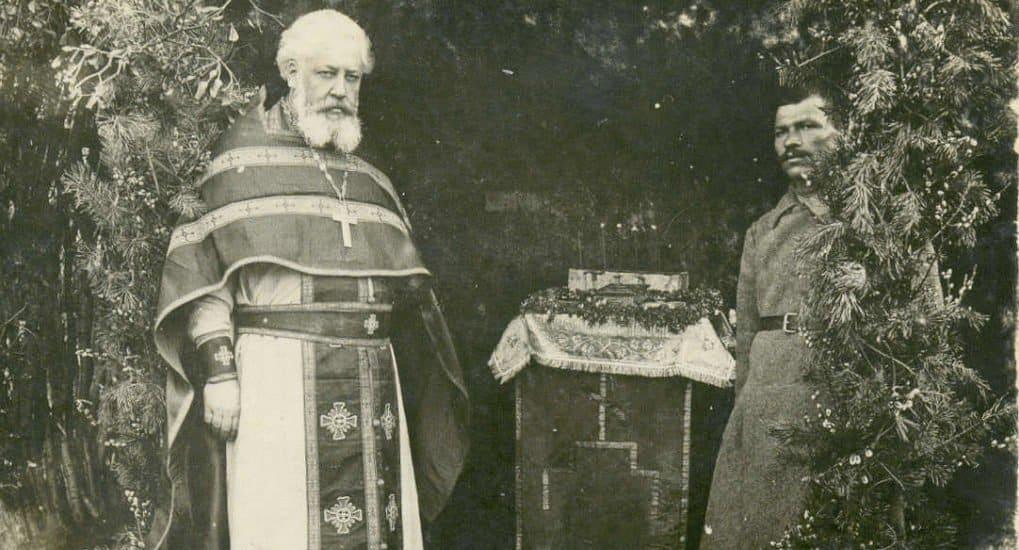 5 священников, героев Первой мировой войны