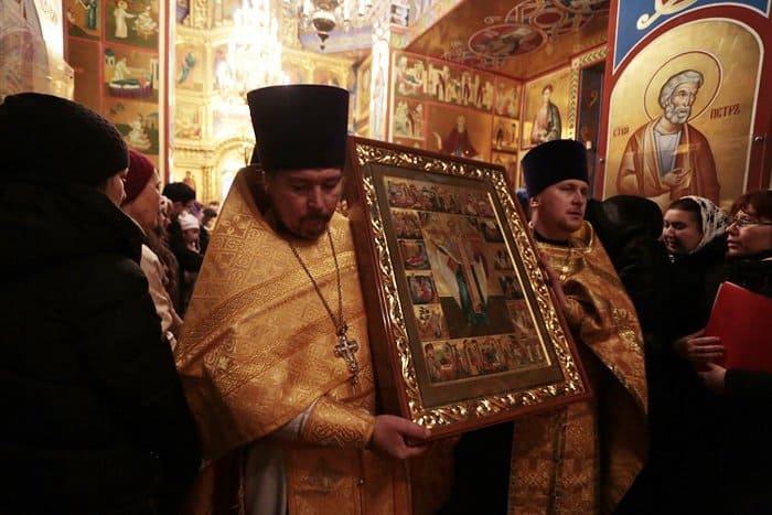 150-летие основания первого православного прихода отметили в Калмыкии