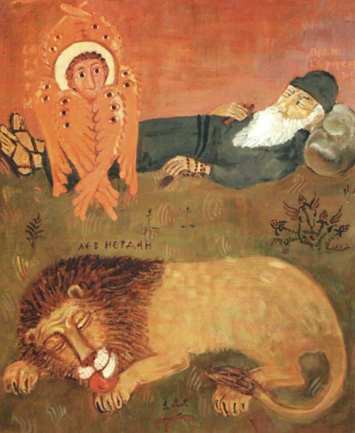 5 историй о святых и их животных
