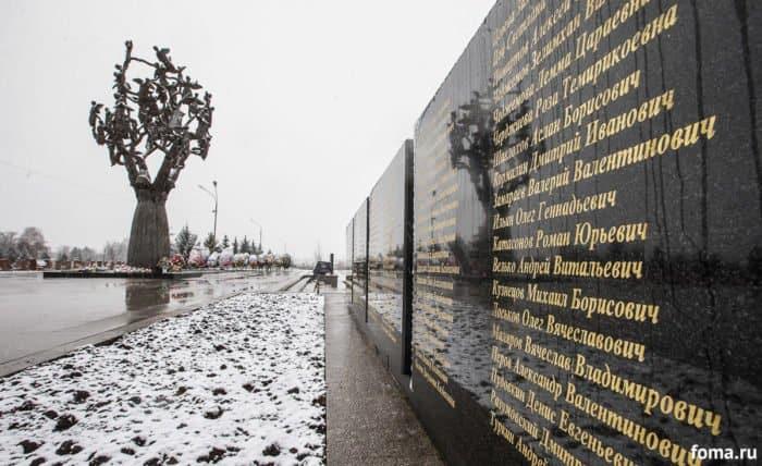 Это Кавказ: В Городе Ангелов выпал снег
