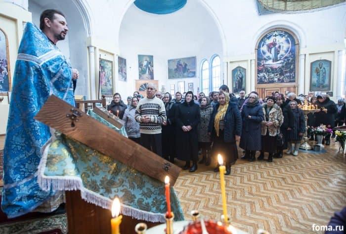 Это Кавказ: Праздник иконы «Знамения» в дагестанском Хасавюрте