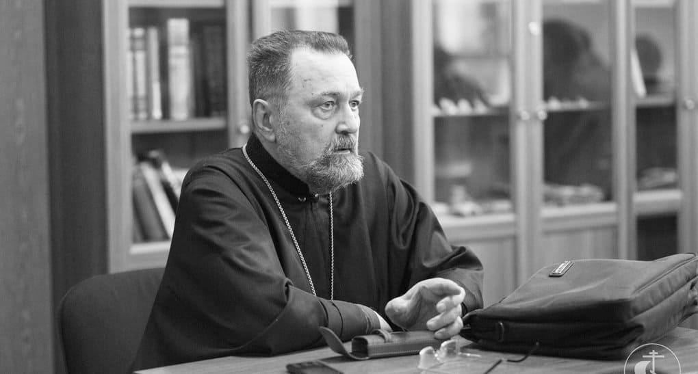 Отошел ко Господу профессор, архимандрит Ианнуарий (Ивлиев)