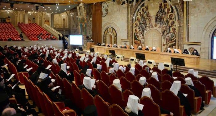 Ближайший Архиерейский Собор должен четко определить отношение к современным расколам, – патриарх Кирилл