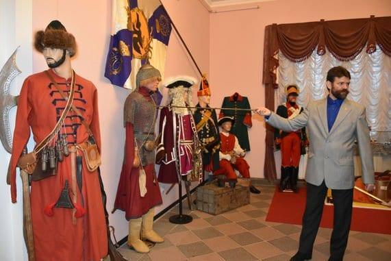Музей «Солдаты Отечества» открылся в Бородино