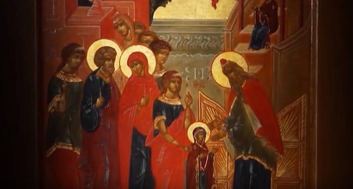 Доступен онлайн фильм митрополита Илариона о Введении во храм Богородицы