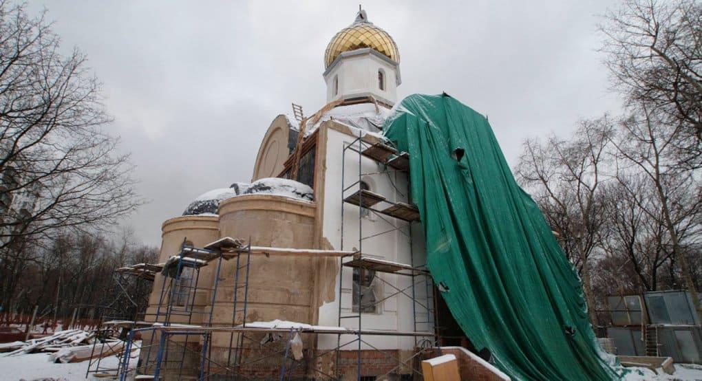 В Москве появится 10 новых храмов