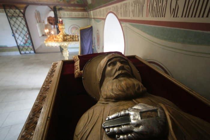 Самый древний монастырь в России