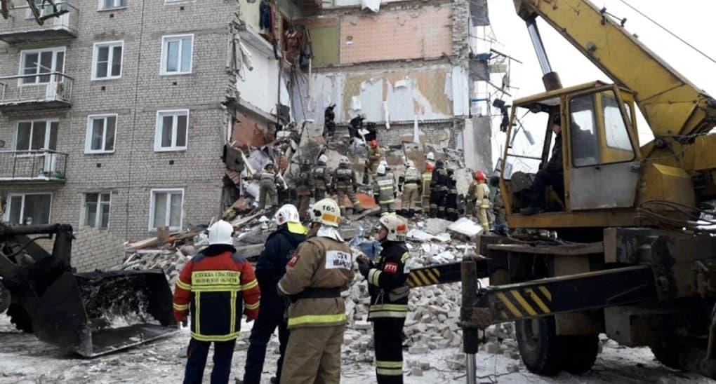 Кинешемская епархия собирает средства пострадавшим от обрушения дома