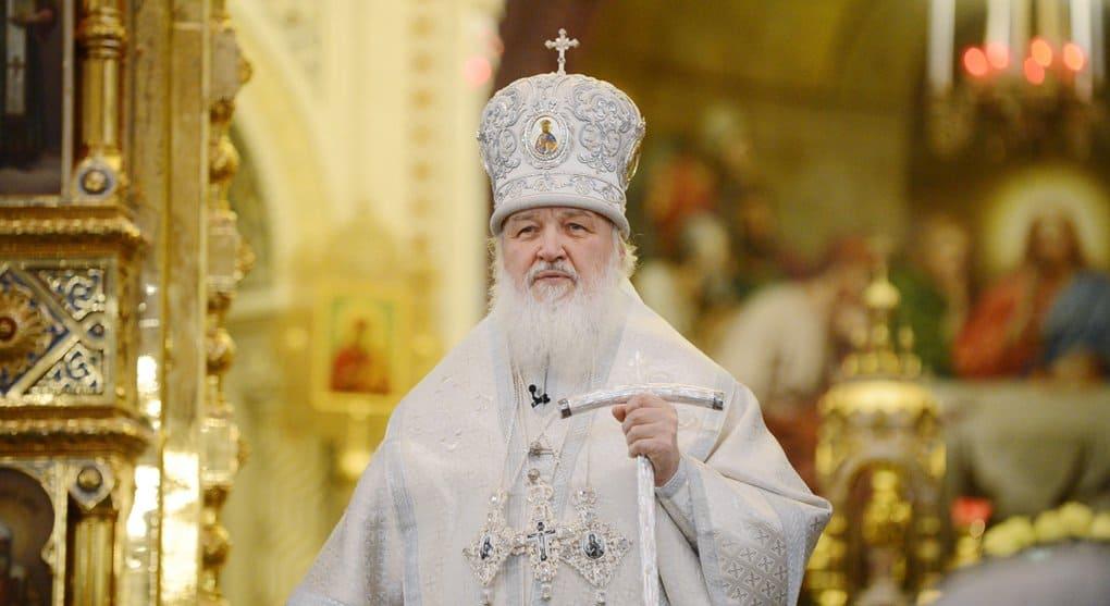 Рождество Христово – центральное событие человеческой истории, - Патриарх Кирилл
