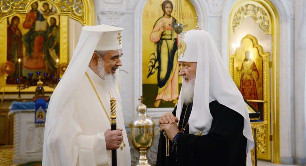 Патриарх Кирилл надеется, что церковный раскол на Украине удастся преодолеть