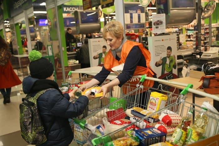 Церковь поможет собрать продукты для малоимущих Свердловской области
