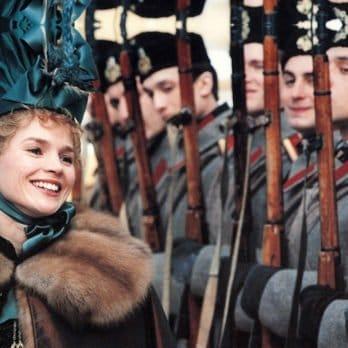 «Сибирский цирюльник», 1998