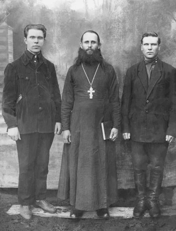 Священномученик Емилиан (Киреев)