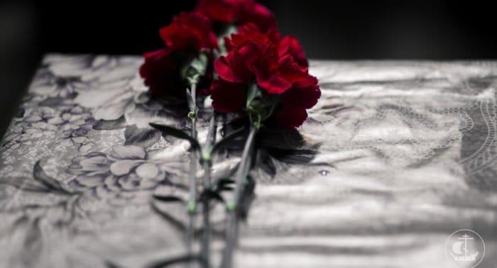 Православные похороны
