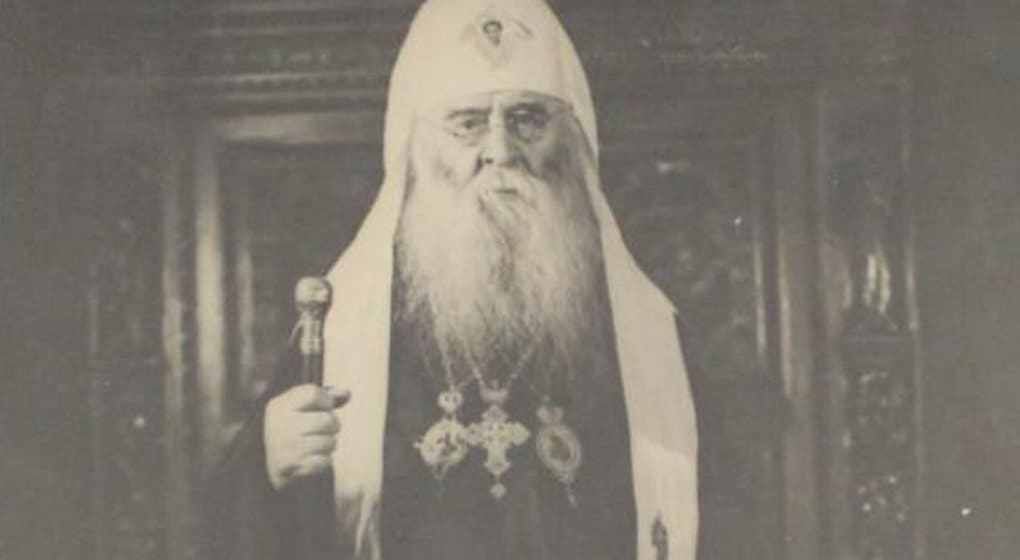 Рождественское послание патриаршего местоблюстителя Сергия