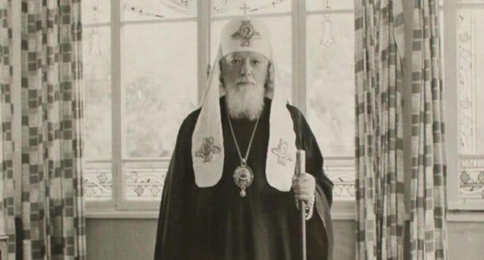 Рождественское послание Патриарха Алексия I