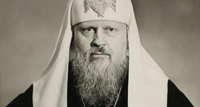 Рождественское послание Патриарха Пимена