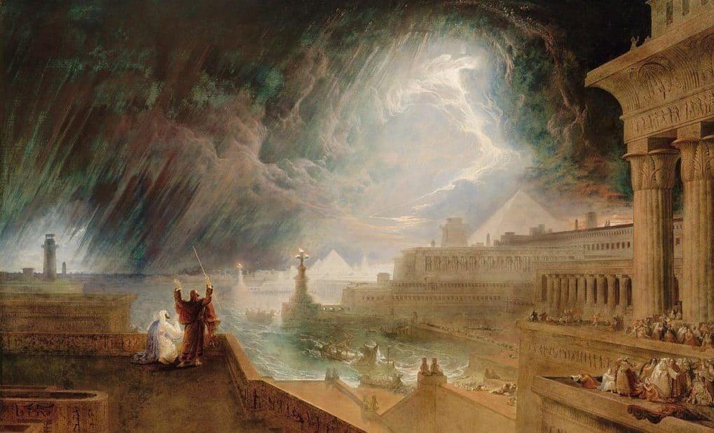 Казни Египетские и любовь Божия