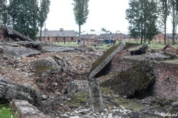 2017-09-04,A23K0969 Польша, Освенцим, Аушвиц II, Биркенау, s_f