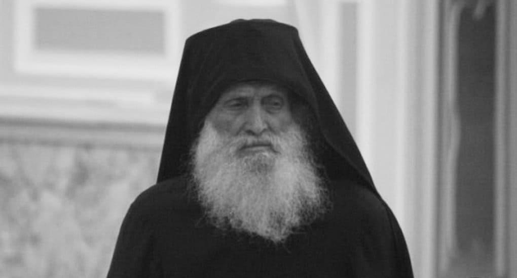 Преставился старейший насельник русского монастыря на Афоне схииеродиакон Арсений (Саранди)