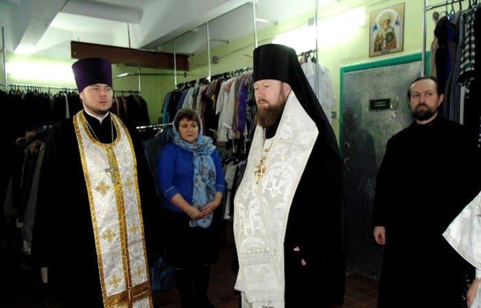 Очередной церковный центр гумпомощи в России открылся в Удомле