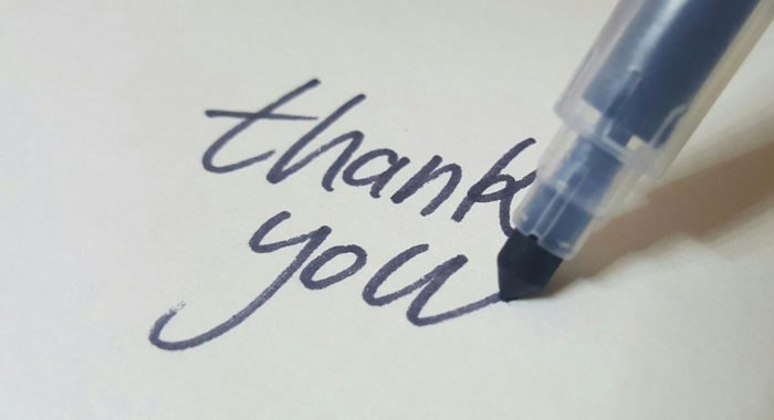 В мире празднуют День «спасибо»