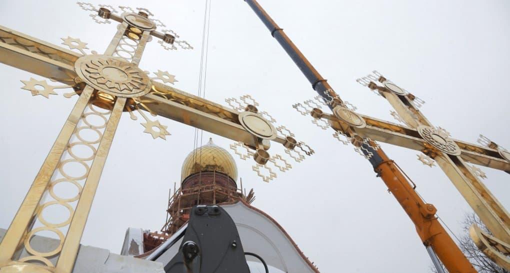 Русской Церкви разрешили использовать самовольные постройки
