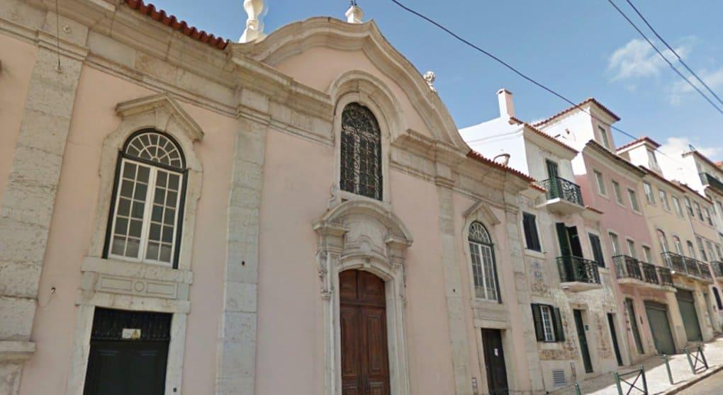Русской Церкви передали католический храм в центре Лиссабона